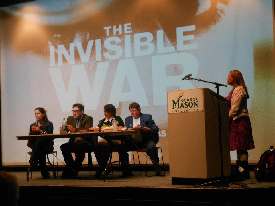 Invisible War screening at GMU