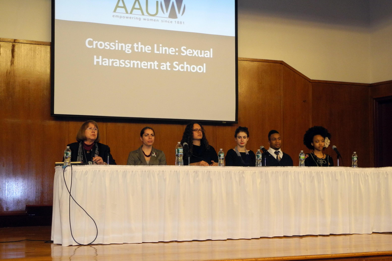 UN CSW AAUW panel