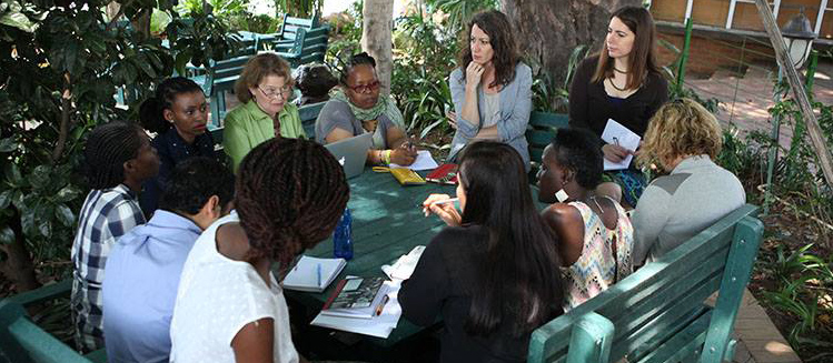 2.24.15 South Africa New Voices Fellowship oped workshopping1