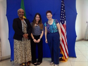 4.10.14 Samera and Tahra - State Dept contacts - Ethiopia Conference